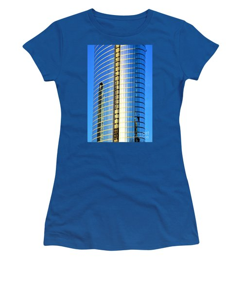 Going Up Nashville2 Women's T-Shirt (Athletic Fit)