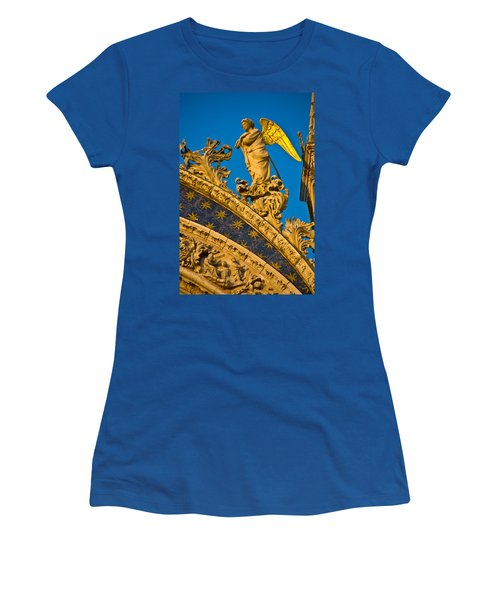 Golden Angel Women's T-Shirt