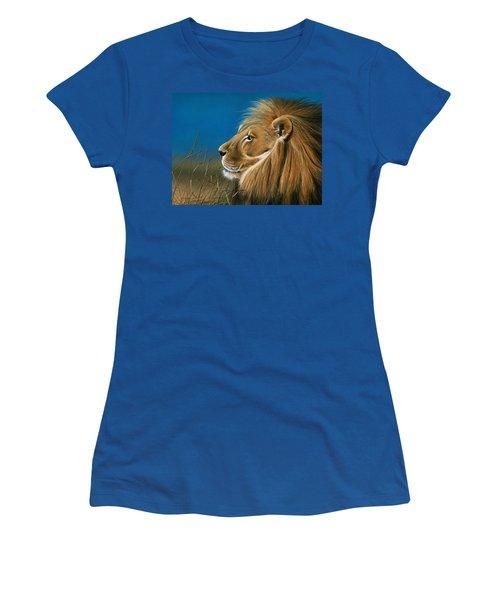 Golden Sentinal Women's T-Shirt