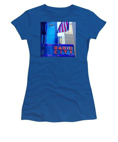 Grand  Women's T-Shirt (Junior Cut) by Beth Saffer