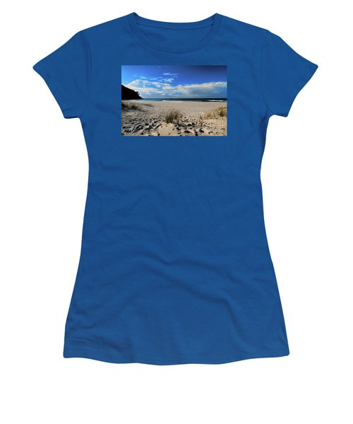 Great Barrier Island Women's T-Shirt (Athletic Fit)