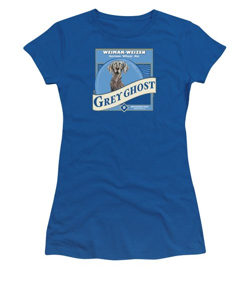 Grey Ghost Weimar-weizen Wheat Ale Women's T-Shirt