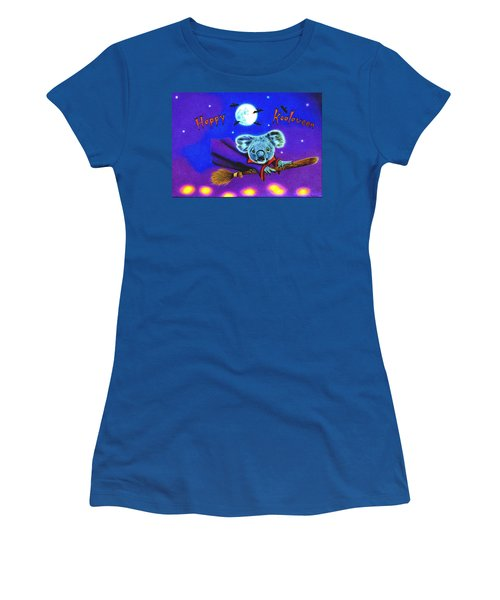 Halloween Koala, Happy Koalaween Women's T-Shirt