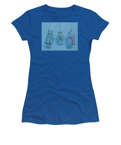 Hanging Bottles Women's T-Shirt