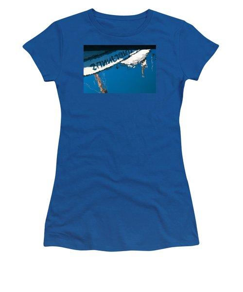 Harbor Blue Women's T-Shirt