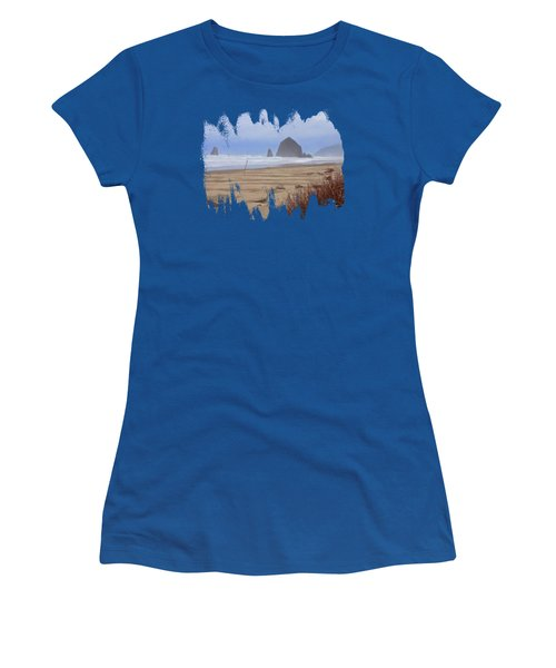Haystack Rock Women's T-Shirt