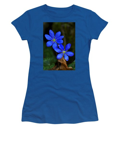 Hepatica Nobilis Women's T-Shirt