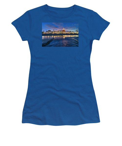 High Tide Women's T-Shirt (Athletic Fit)
