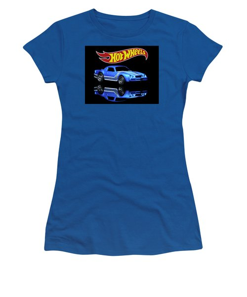 Hot Wheels Gm Camaro Z28 Women's T-Shirt