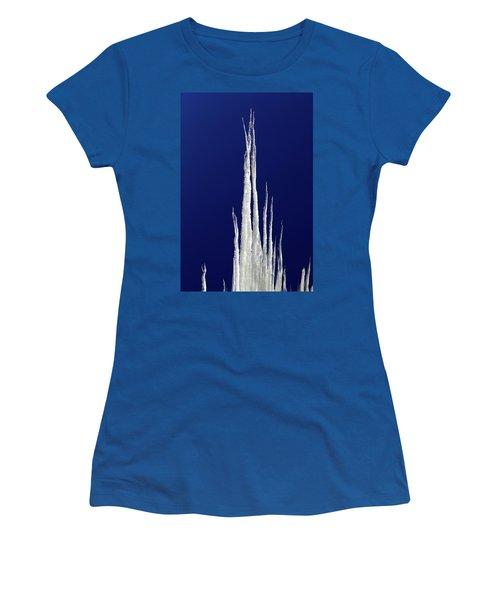 Ice Castle Women's T-Shirt (Athletic Fit)
