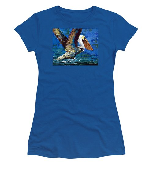 Im Outa Here Women's T-Shirt (Junior Cut) by Suzanne McKee