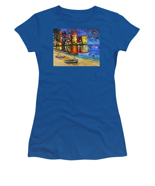 In For The Night Women's T-Shirt