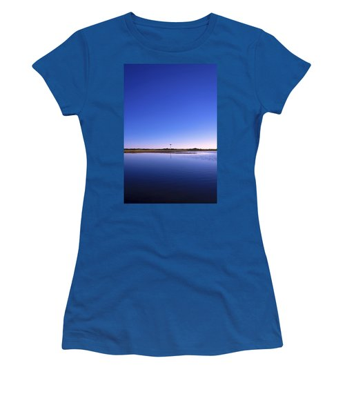In The Blue Women's T-Shirt