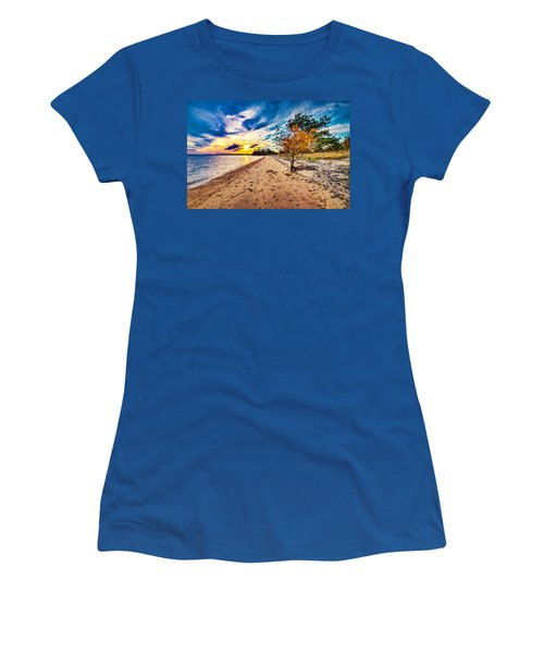 James River Sunset Women's T-Shirt