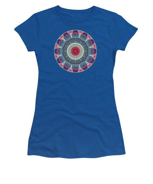 Kaleidos - Ptown06 Women's T-Shirt (Athletic Fit)