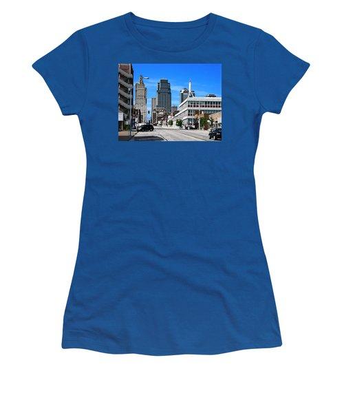 Kansas City Cross Roads Women's T-Shirt