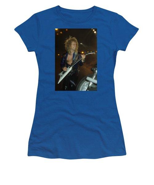 Kk Downing Of Judas Priest Women's T-Shirt