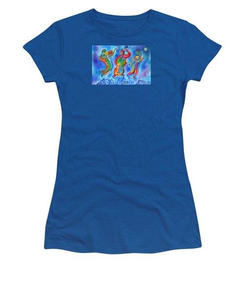 Klezmer On The Roof Women's T-Shirt