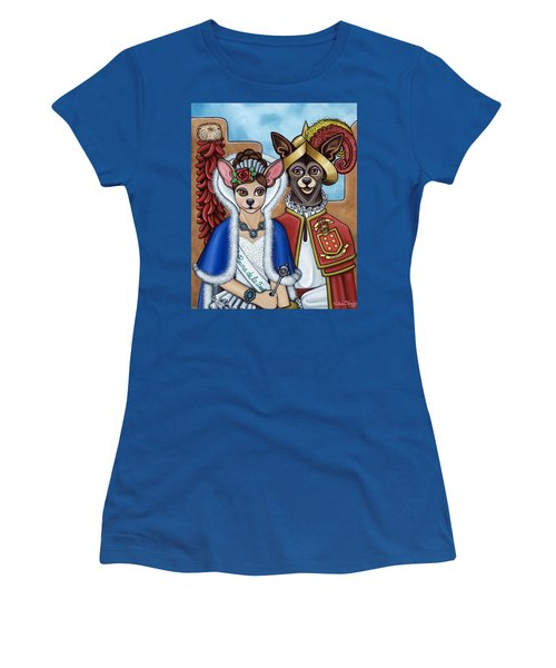 La Reina Y Devargas Women's T-Shirt
