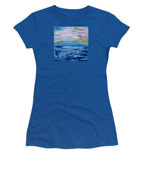 Landscape. Fantasy 05/02 Women's T-Shirt (Athletic Fit)