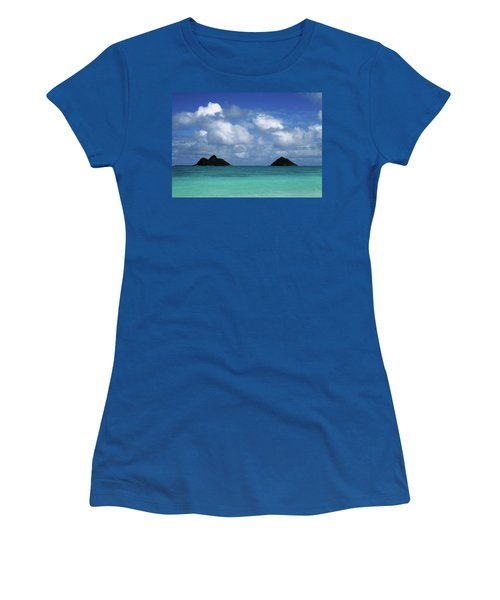 Lanikai Women's T-Shirt (Athletic Fit)