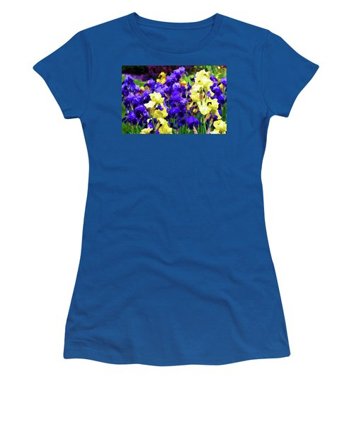 Layered Women's T-Shirt (Athletic Fit)