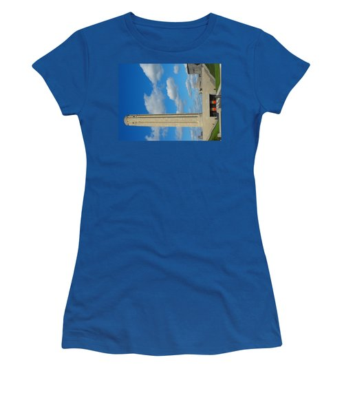 Liberty Memorial On A Perfect Day Women's T-Shirt