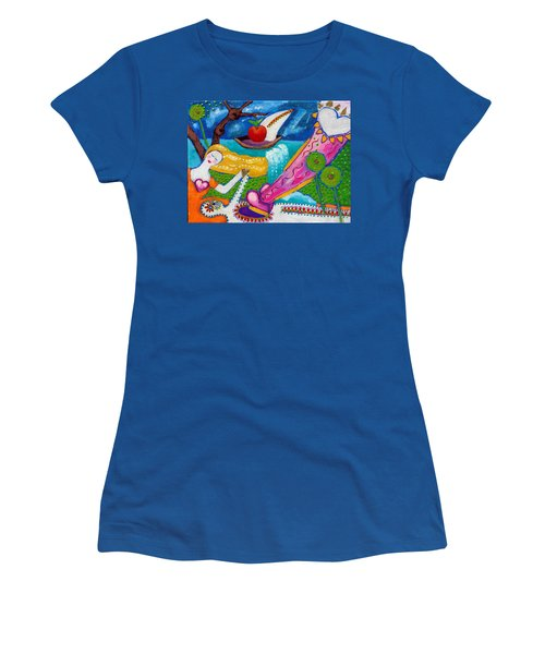 Life After Life Women's T-Shirt (Athletic Fit)