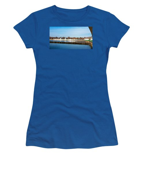 Life In Rye Women's T-Shirt (Athletic Fit)