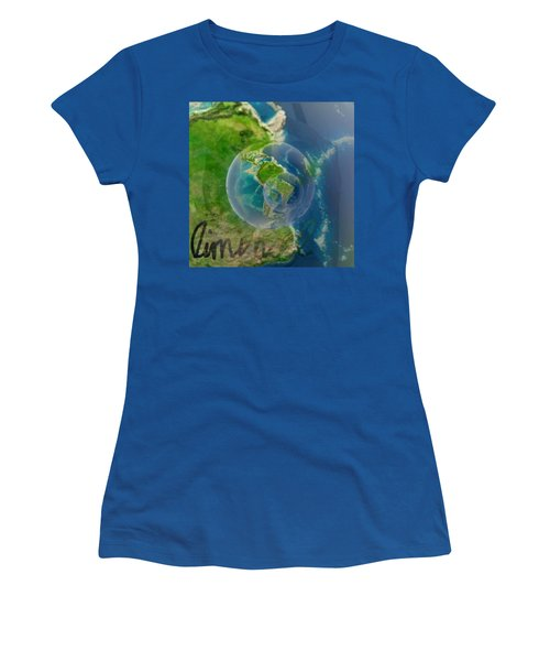 Liminal Women's T-Shirt (Athletic Fit)