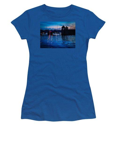 Liquid Sunset Women's T-Shirt