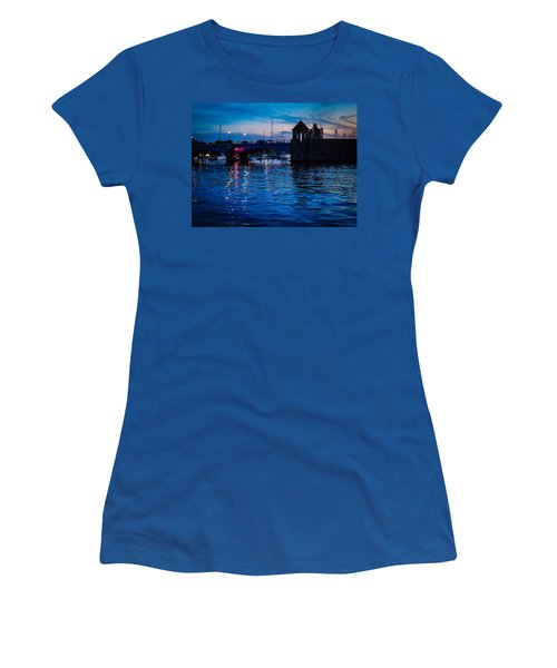 Liquid Sunset Women's T-Shirt