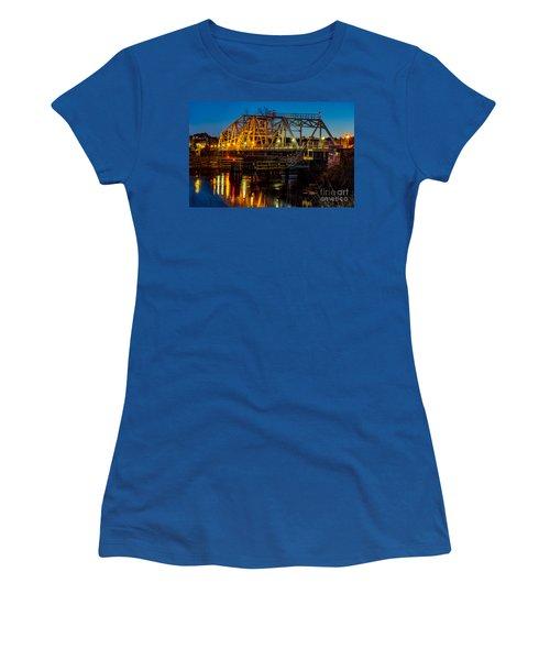 Little River Swing Bridge Women's T-Shirt