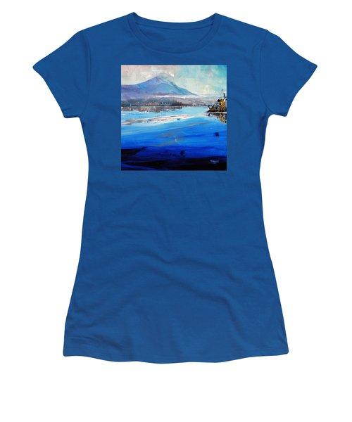Loch  Ard. Women's T-Shirt
