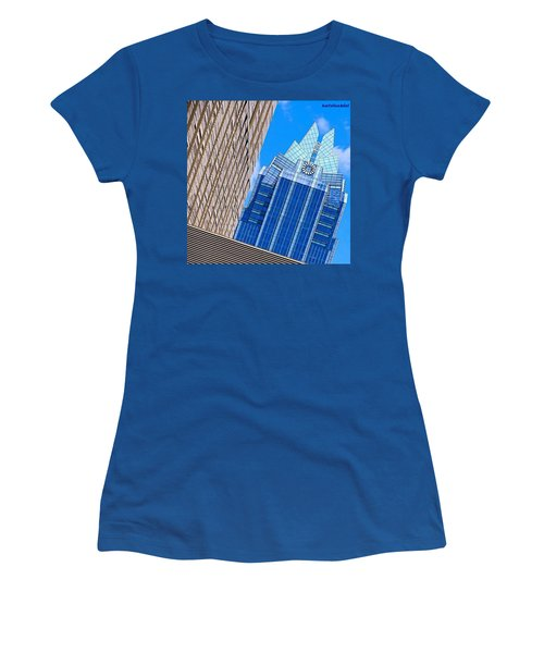 Lots Of #lines, #style And #texture Women's T-Shirt