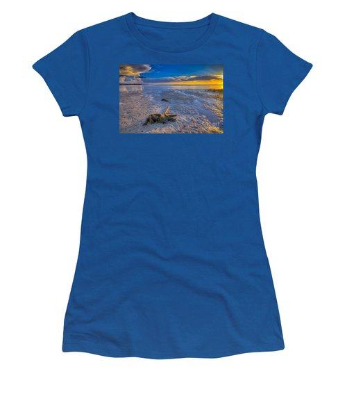 Low Tide Stump Women's T-Shirt