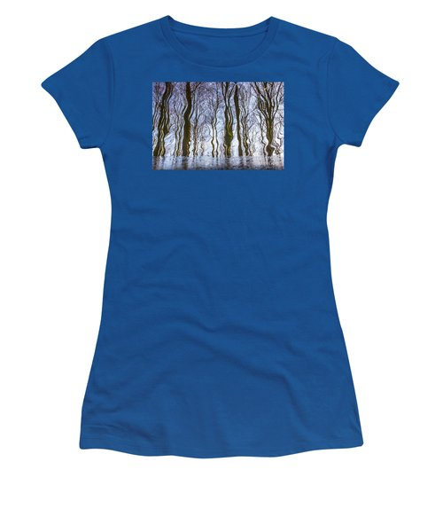Magic Forest-26 Women's T-Shirt (Athletic Fit)