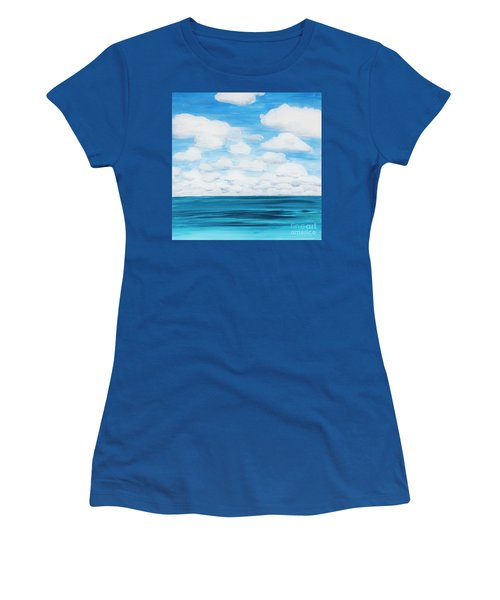 Marine Layer Breaking Up Women's T-Shirt