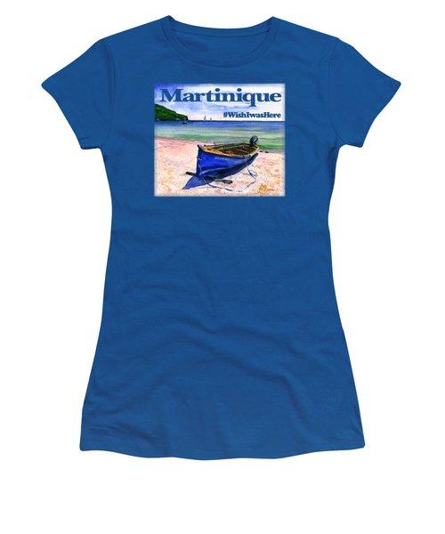 Martinique Shirt Women's T-Shirt