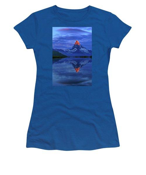 Matterhorn Sunrise Women's T-Shirt