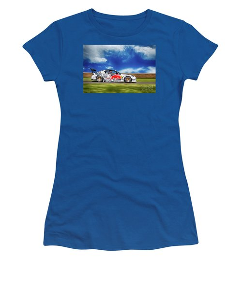 Mazda Rx7 Drift Women's T-Shirt (Athletic Fit)