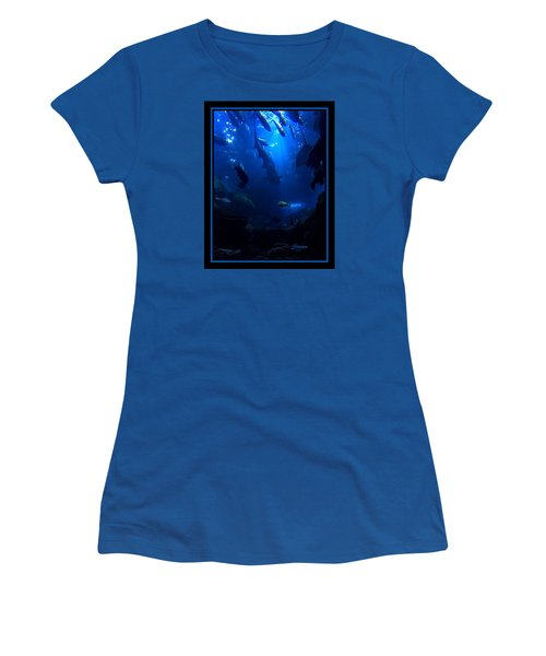 Me Women's T-Shirt (Junior Cut) by Steven Lebron Langston