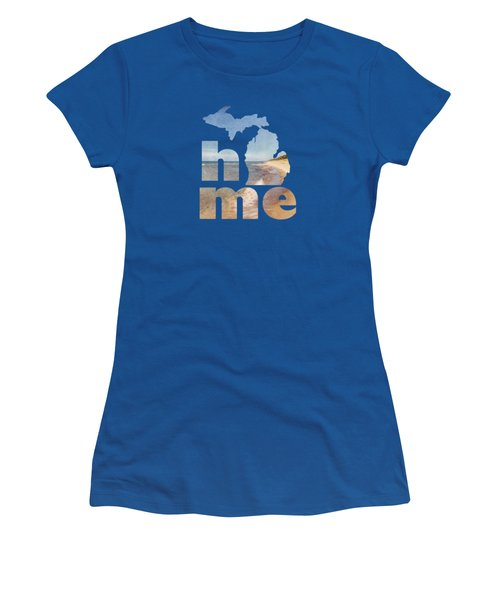 Michigan Home Women's T-Shirt
