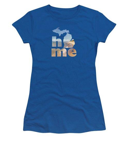 Michigan Home Women's T-Shirt