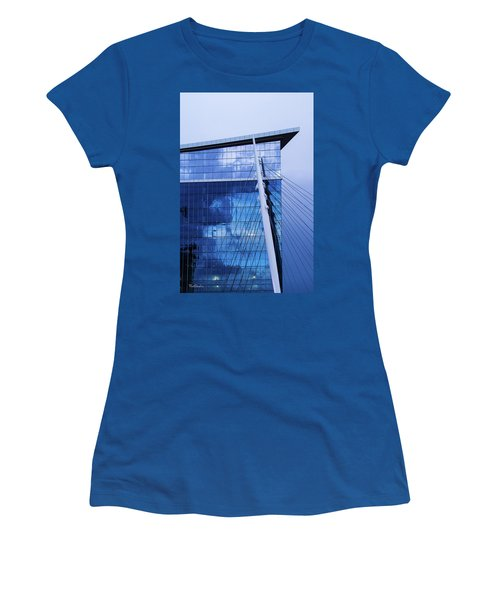 Milennium Bridge Spire Women's T-Shirt
