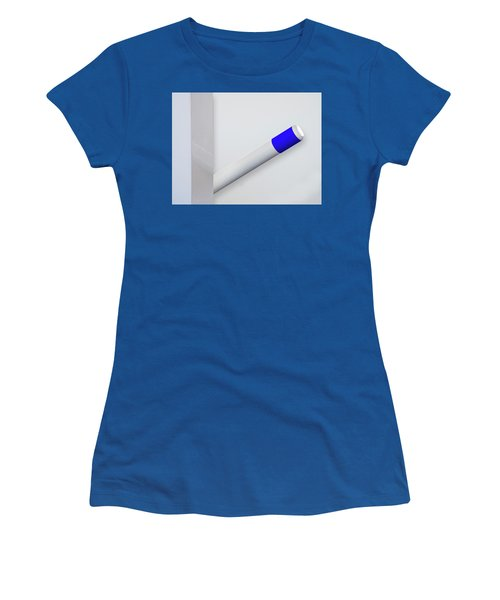 Women's T-Shirt (Athletic Fit) featuring the photograph Minimal by Paul Wear
