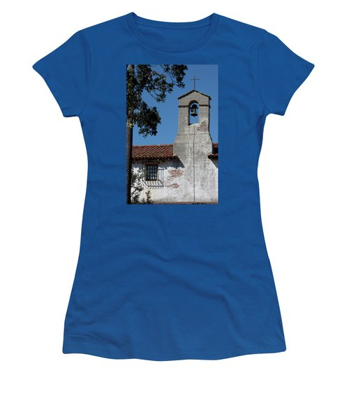 Mission School Women's T-Shirt (Athletic Fit)