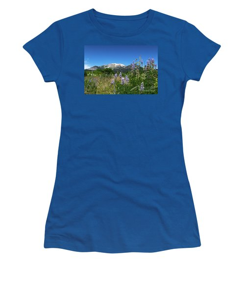 Mammoth Meadow   Women's T-Shirt