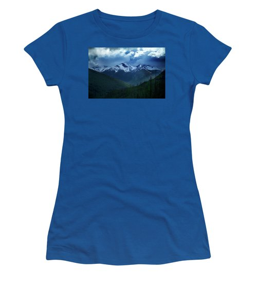 Montana Mountain Vista #2 Women's T-Shirt