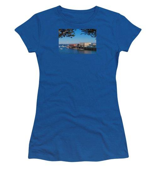 Monterey Women's T-Shirt (Athletic Fit)